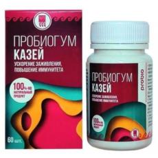Пробиогум Казей, таблетки