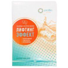 Маска тканевая «Лифтинг-эффект» арго рициниол