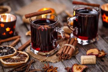 вкусные горячие напитки